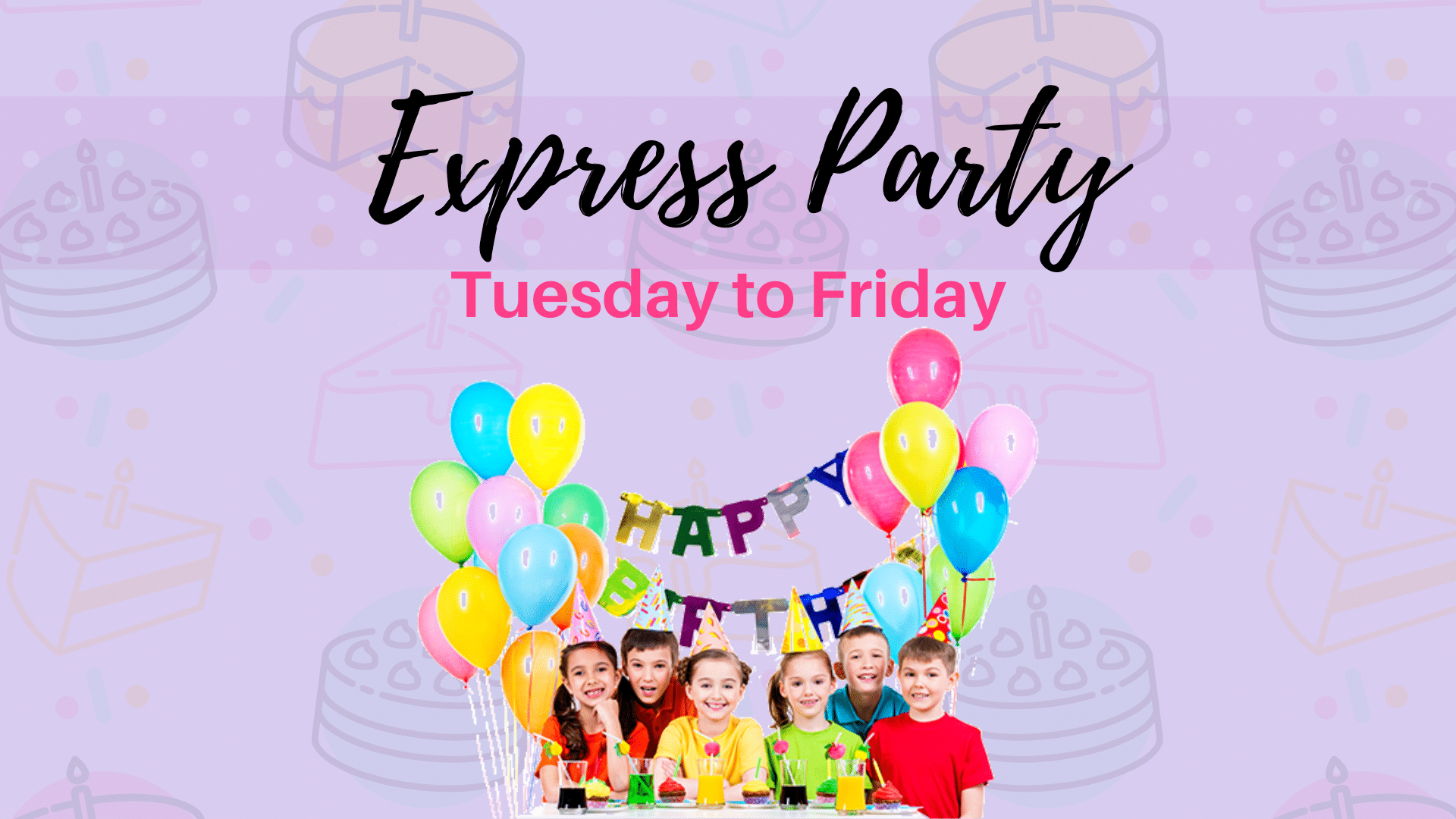 Express Party Revised