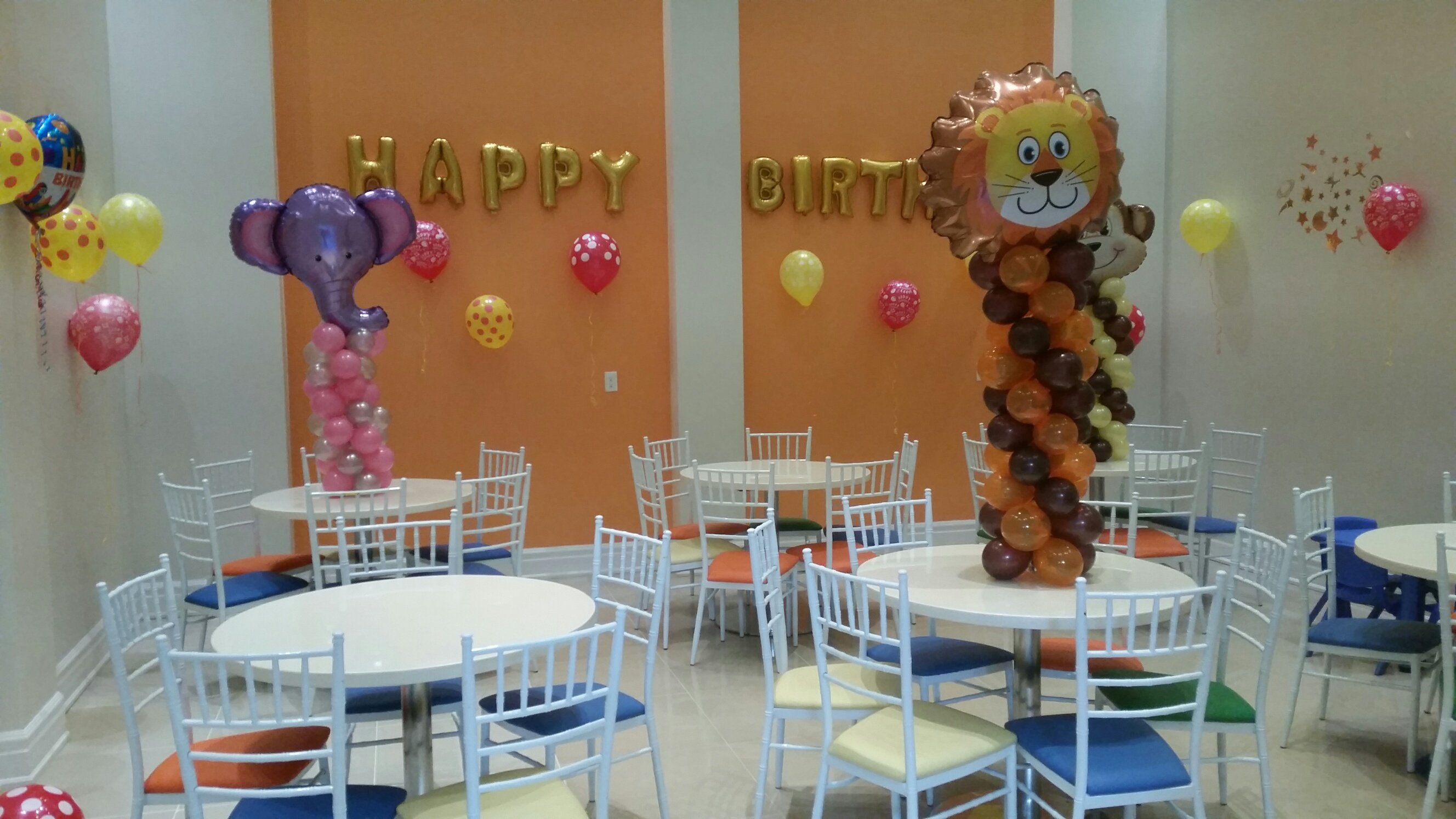 Theme Celebrations - Playcious Indoor Playground With Trampoline Park