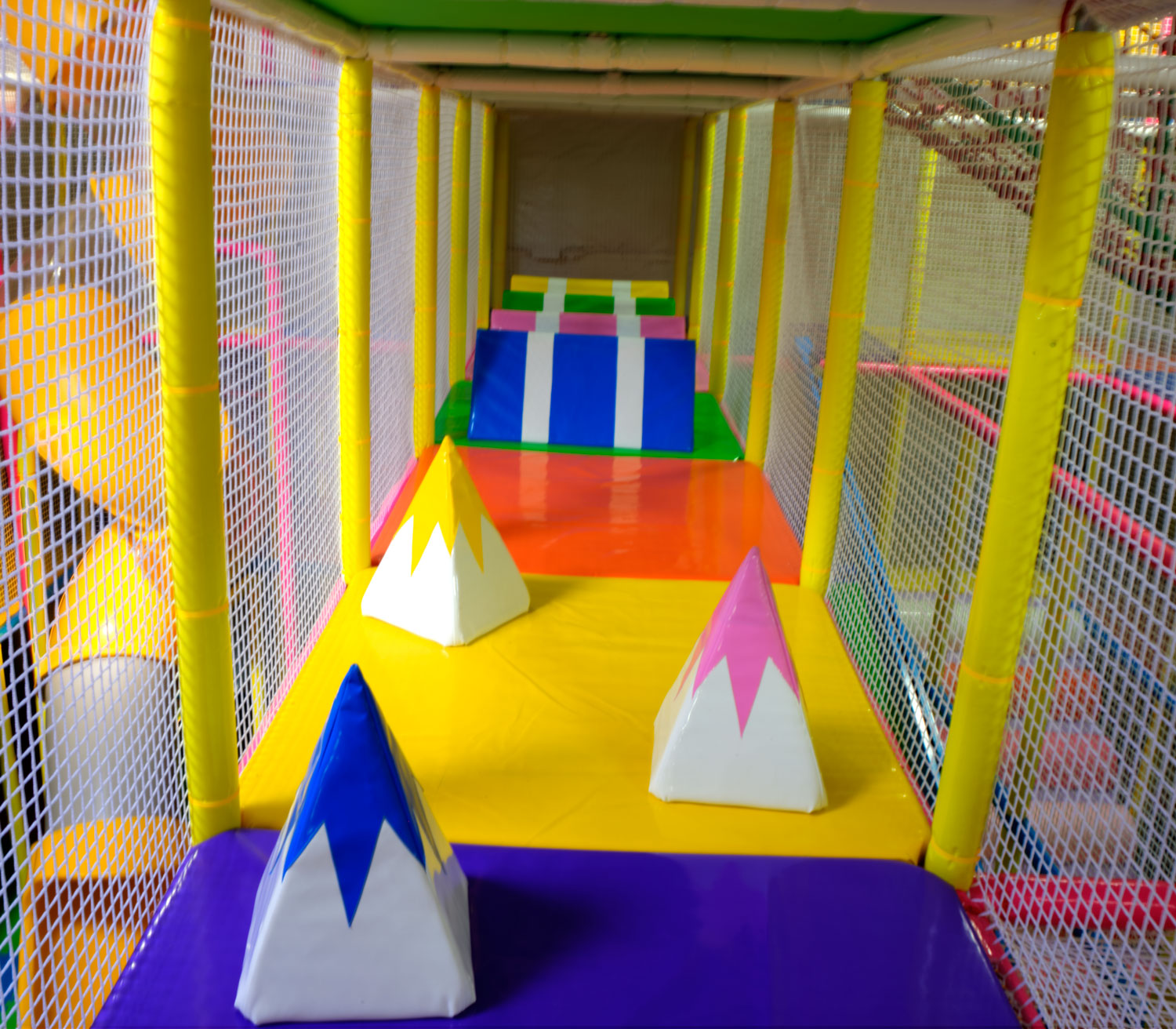Iceberg Softplay Area Playcious