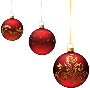 Christmas-Ornament-Transparent-Background