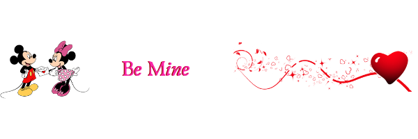 February Playcious Be Mine
